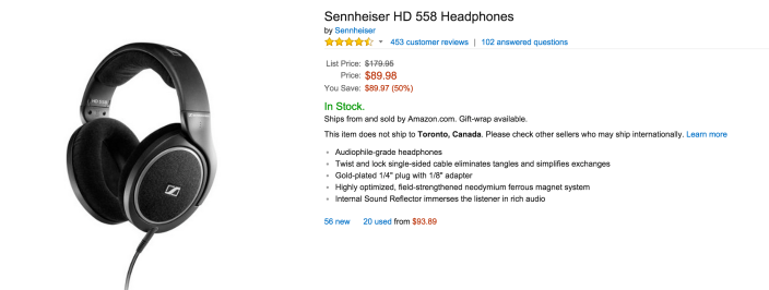 Sennheiser HD 558-sale-01