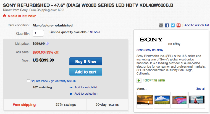 sony-hdtv-deal