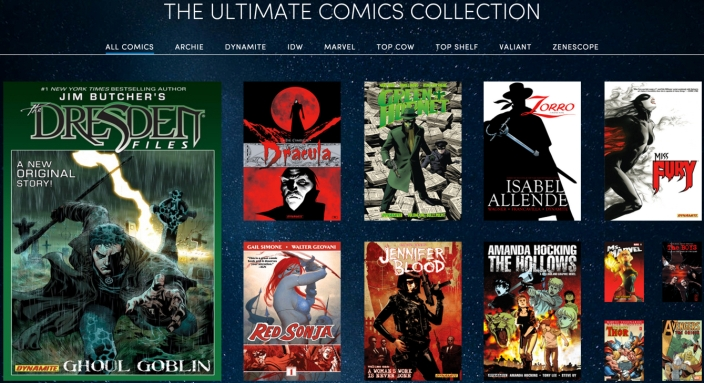 THE ULTIMATE COMICS COLLECTION Scribd Marvel