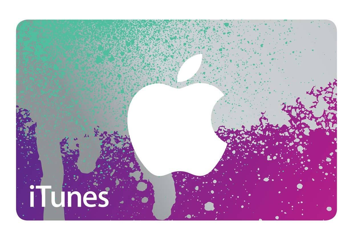 $100 iTunes Gift Card for $75 - Mail delivery