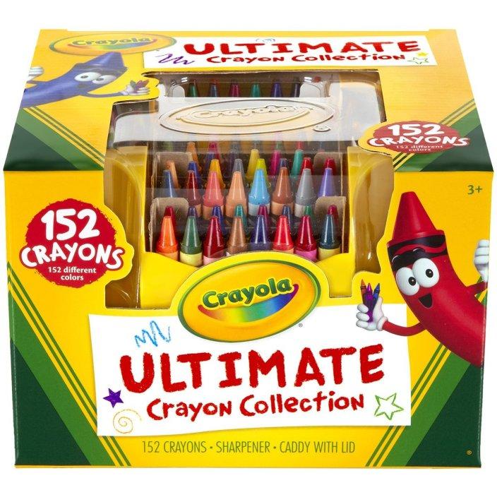 152 Crayons-Crayola
