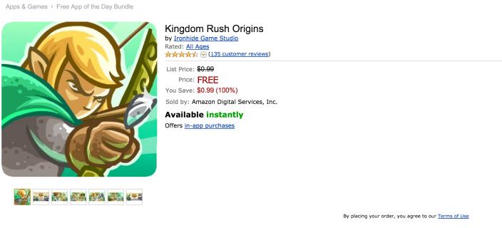 Android App sale-Amazon-Marvel-Kingdom Rush-03