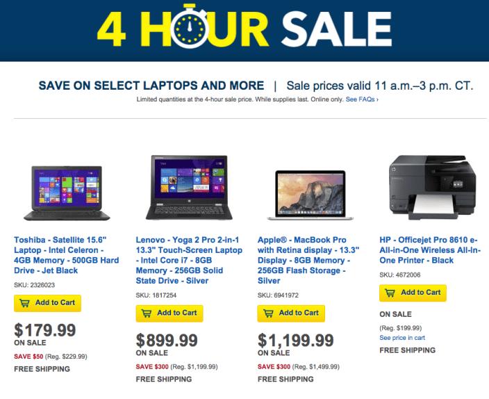 best-buy-4-hour-laptop-sale