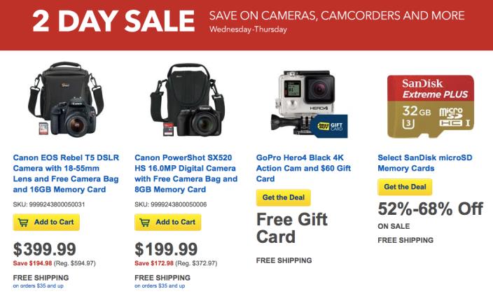 best-buy-camera-sale