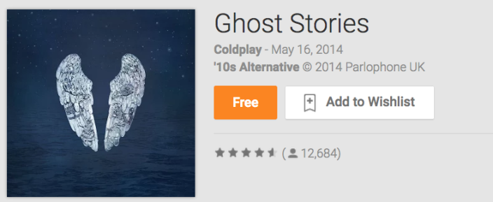 coldplay-ghost-stories-google-play-free