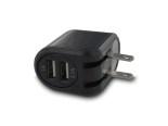 Delton 2.1 Amp Dual-Port USB Travel Charger