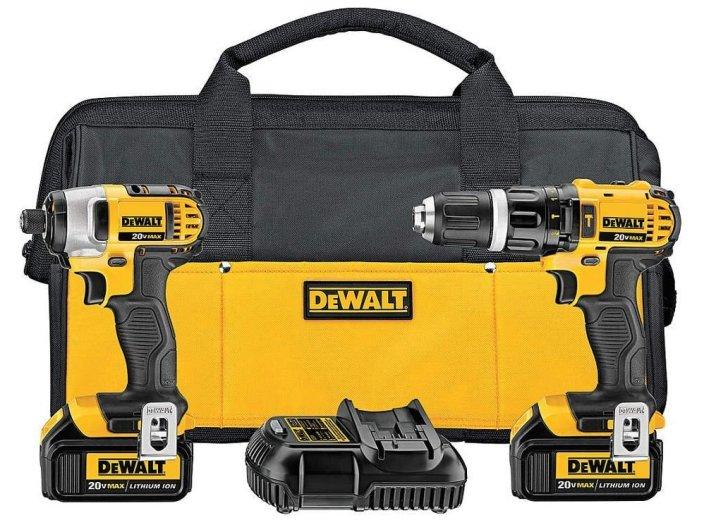 DEWALT 20V MAX 1.5 Ah Li-Ion 2-Tool Combo Kit-sale-01