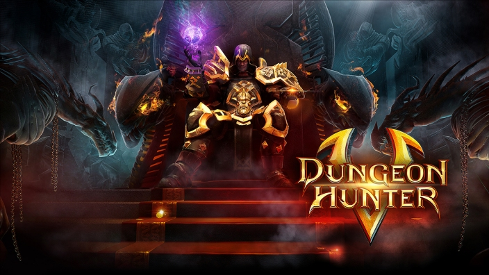 Dungeon Hunter 5-new-iOS