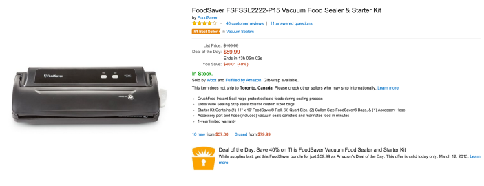 FoodSaver Vacuum Food Sealer & Starter Kit-FSFSSL2222-P15-sale-02