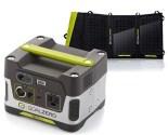 Goal Zero 42008 Yeti 150 Solar Recharging Kit
