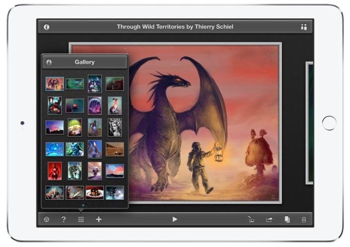 Inspire Pro-GalleryiPadScreenshot