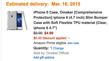iPhone 6 Case, Omaker