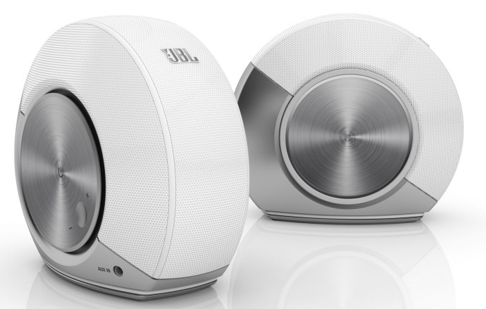 JBL Pebbles  Stereo Computer Speakers