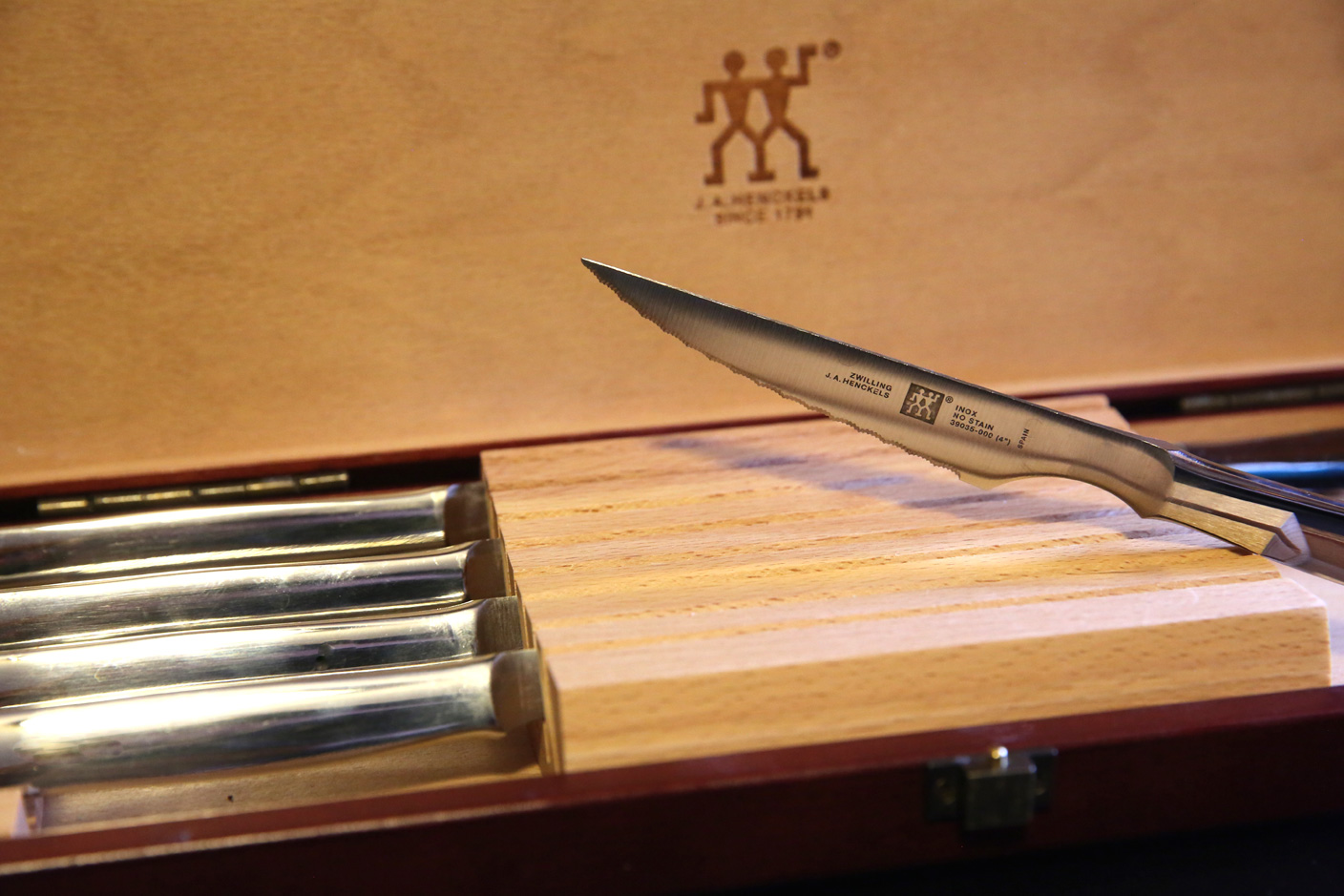 Treat Yourself To Sharper Better Kitchen Knives From