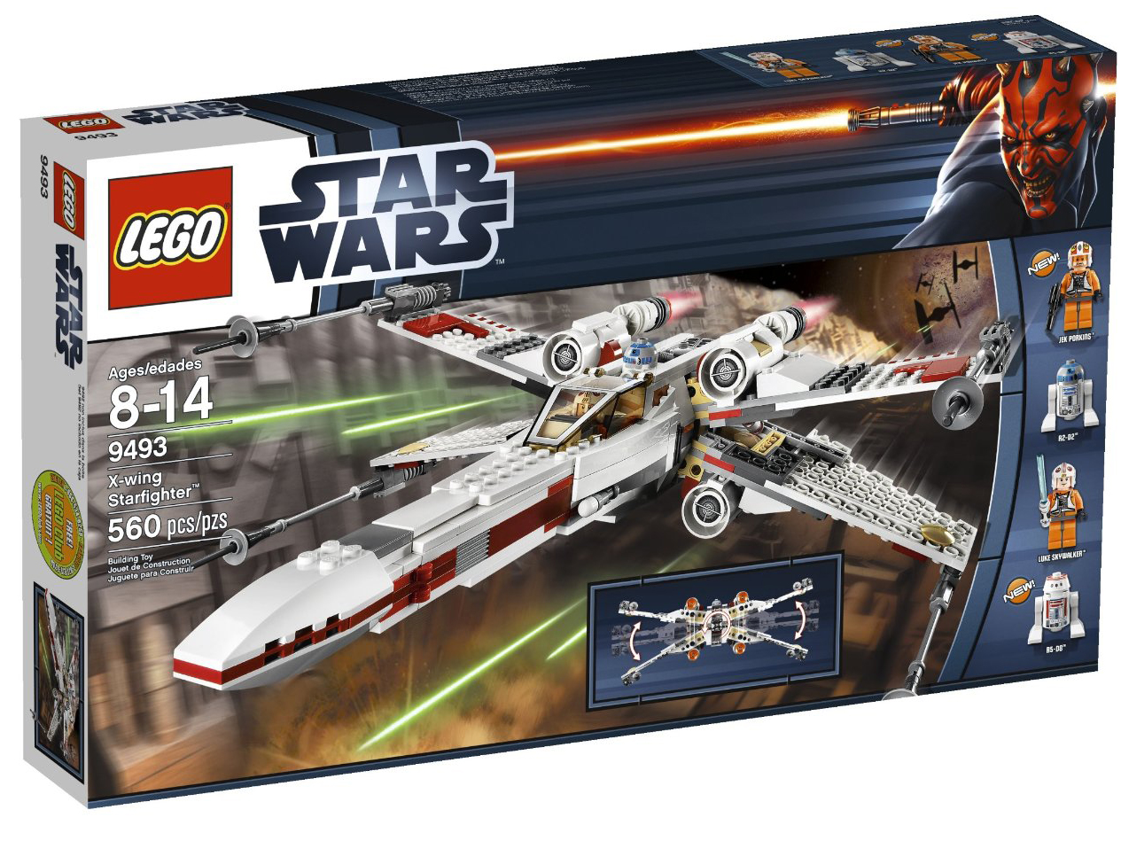 Toys R Us Is Taking Up To 35 Off Lego Star Wars X Wing Starfighter