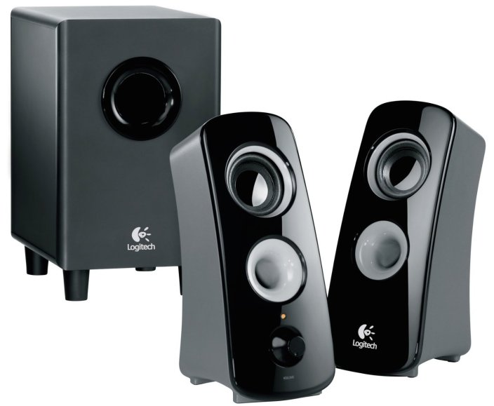 Logitech Speaker System Z323 with Subwoofer-sale-01
