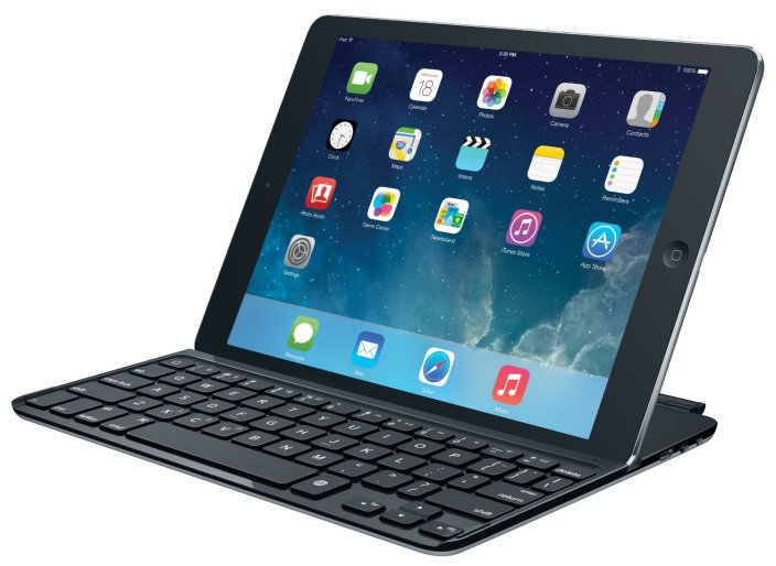 Logitech Ultrathin Keyboard Cover for Apple iPad Air-sale-01