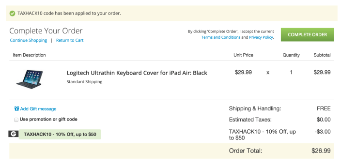 Logitech Ultrathin Keyboard Cover for Apple iPad Air-sale-02