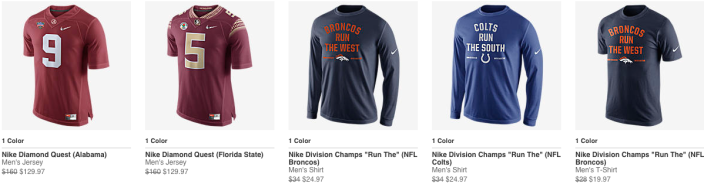 b28b663e Nike extra 20% off clearance: MLB Dri-FIT hats $24, NFL long sleeve ...