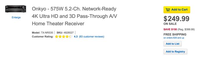 Onkyo-TX-NR535-receiver-4K-WiFi-sale-02