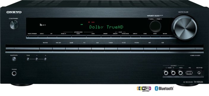 Onkyo TX-NR626 7.2-Channel Network Audio:Video Receiver w: WiFi and Bluetooth-sale-01