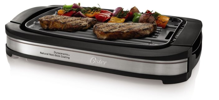 Oster DuraCeramic Reversible Grill and Griddle-sale-01