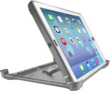 OtterBox Defender Series Case for iPad Air - Retail Packaging - Glacier - White:Grey