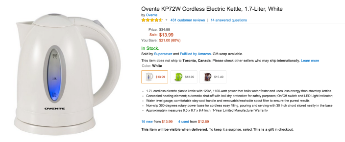 Ovente Cordless Electric Kettle (KP72W)-sale-02
