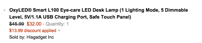 OxyLED Smart L100 Eye-care LED Desk Lamp-sale-02