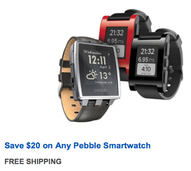 pebble-wastch-student-discount