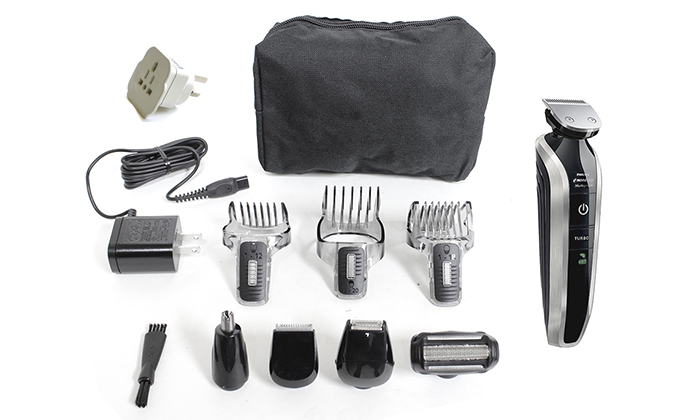 Philips Norelco Turbo Power Grooming Kit Water Resistant w Turbo Power-sale-01