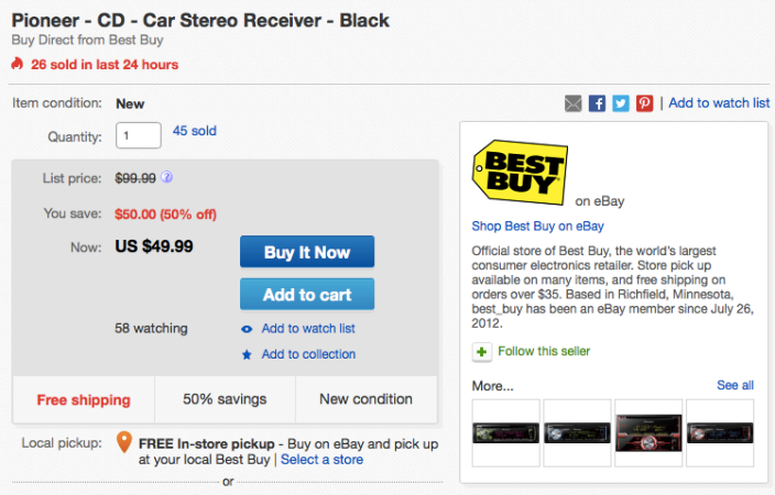 pioneer-car-audio-deal