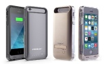 Prolix Protective Battery Case for iPhone 5:5s, 5c, or 6