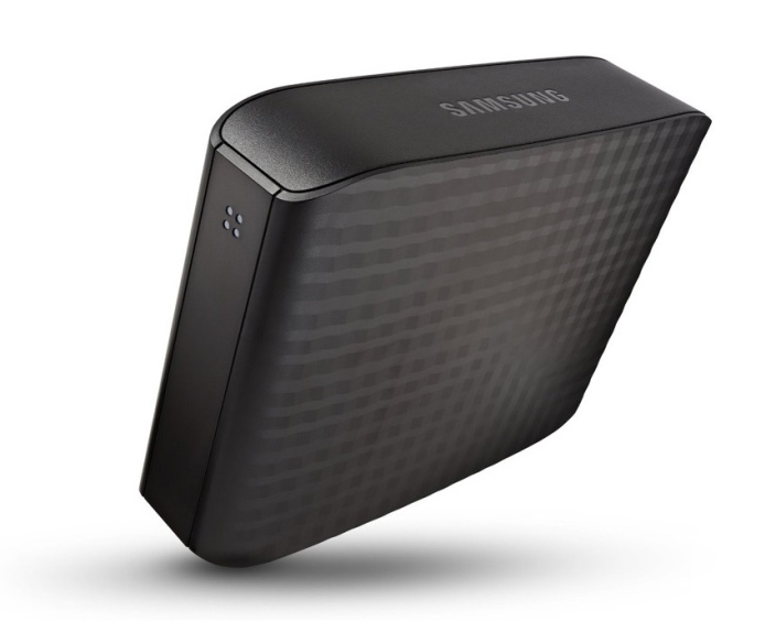 SAMSUNG D3 Station 5TB USB 3.0 3.5%22 Desktop External Hard DriveSTSHX-D501TDB Black