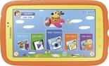 Samsung Galaxy Tab 3 7-inch Kids 8GB Yellow:Orange Bumper