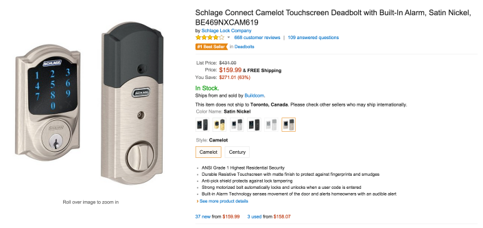 Schlage Connect Camelot Touchscreen Deadbolt-sale-01