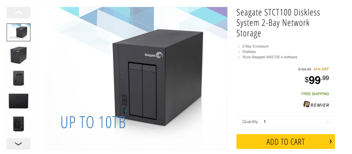Seagate Diskless 2-Bay Network Attached Storage drive-sale-02