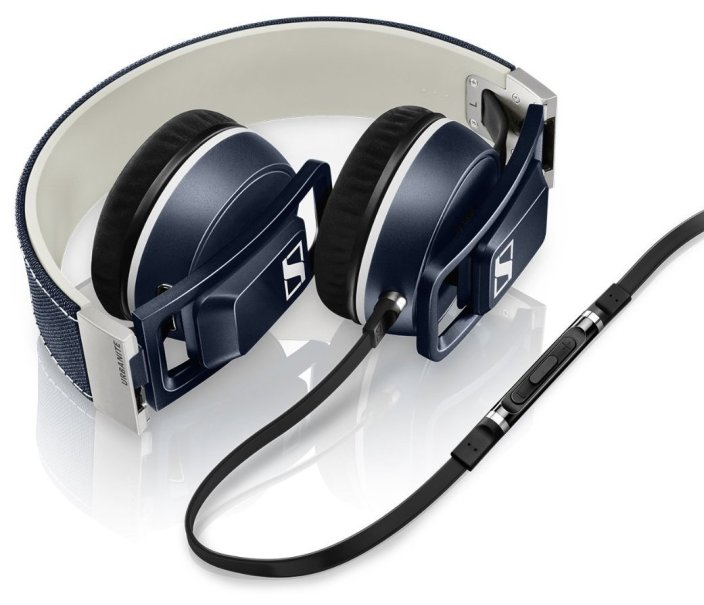 Sennheiser Urbanite On-Ear Headphones in Denim-sale-01
