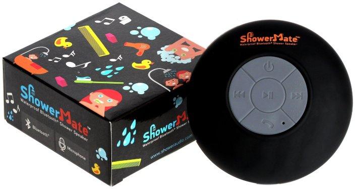 Shower-Mate water resistant Bluetooth speaker