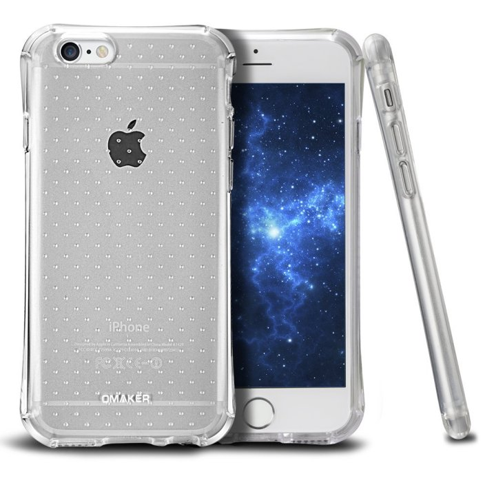 Slim Bumper Case with Soft Flexible TPU material