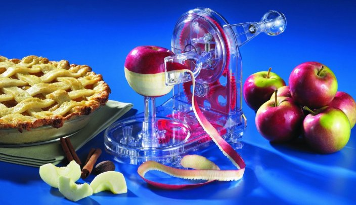 Starfrit Pro-Apple Peeler with bonus core slicer-sale-01