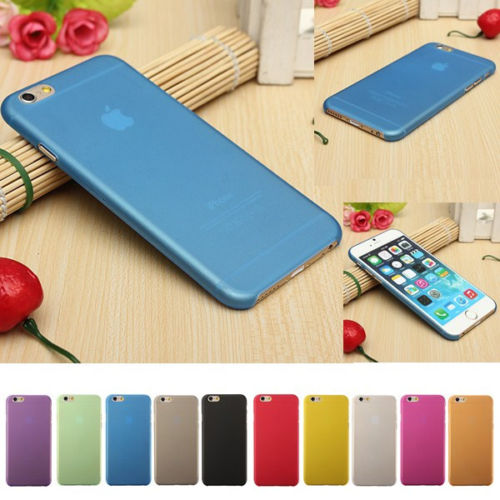 Ultra Slim Matte Hard Back iPhone 6 case-sale-01