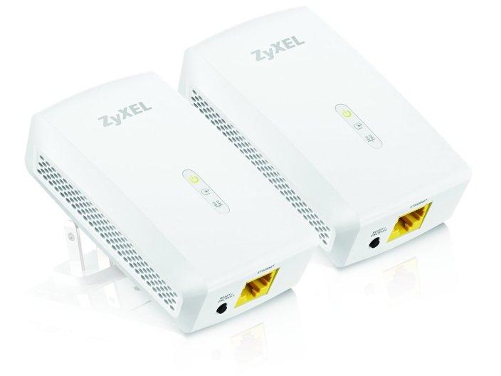 ZyXEL 1000 Mbps Powerline AV2 Gigabit Adapter Starter Kit-sale-01