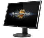 24in 1080p 144hz LED Gaming:High Performance Display w:Adjustable Super Stand ( MATTE SCREEN ) - Black