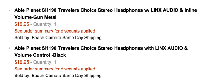 Able Planet SH190 Travelers Choice Stereo Headphones-sale-02