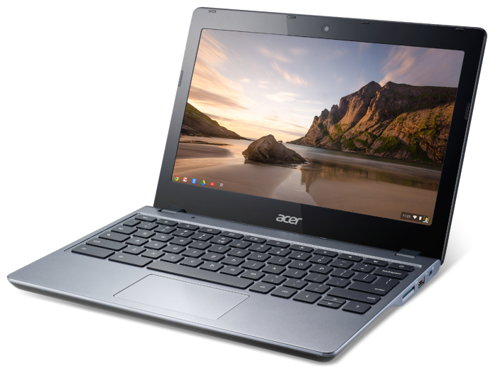 Acer 11.6%22 Chromebook 2GB 16GB | C720-2103