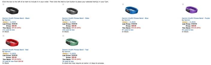 Amazon Garming DOD
