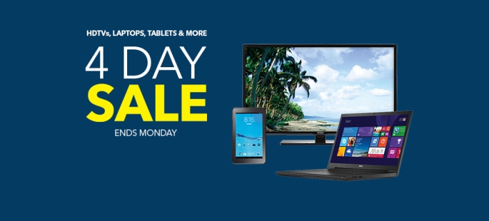 best-buy-4-day-sale