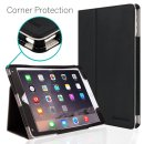 CaseCrown Pro Case for iPad Air 2 with Hand Grip, Corner Protection, & Multi-Angle Viewing Stand