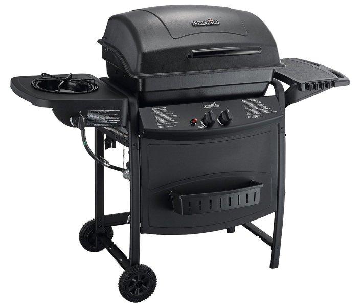 Char-Broil 35,000-BTU 2-Burner Gas Grill with Side Burner-sale-01